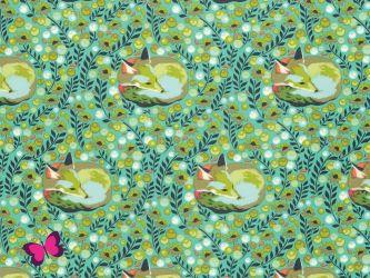 Fox Nap Baumwolle Chipper Tula Pink