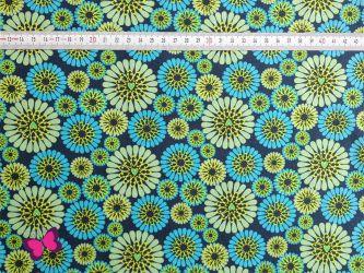 Petite Plume Baumwolle mit Blumen