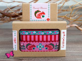 Harvest Blossom Borten Designer Kollektion