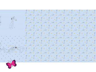 My little Baby 101 Dalmatiner Stern Jersey Panele