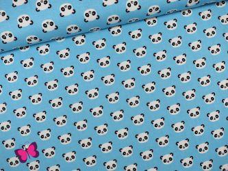 Urban Zoologie Mini Baumwolle mit Pandabären