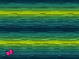 Wavy Strips Jersey Lycklig Design
