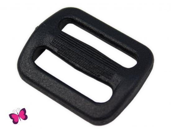 1x Schieber/Regulator für 25mm Gurtband
