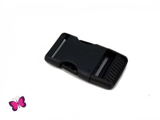 1x Steckschließer für 30mm Gurtband