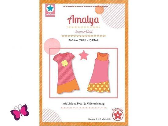 Amalya Schnittmuster Sommerkleid