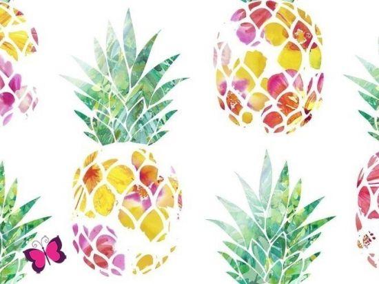 Ananas Webware Tropicale
