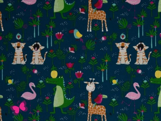 Wildes Afrika Baumwolle Lars