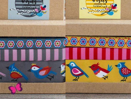 Birds Borten Desiger Kollektion