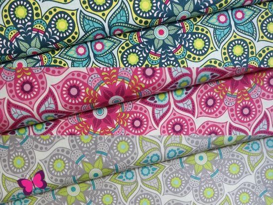 Blumen Baumwolle Flit and Bloom