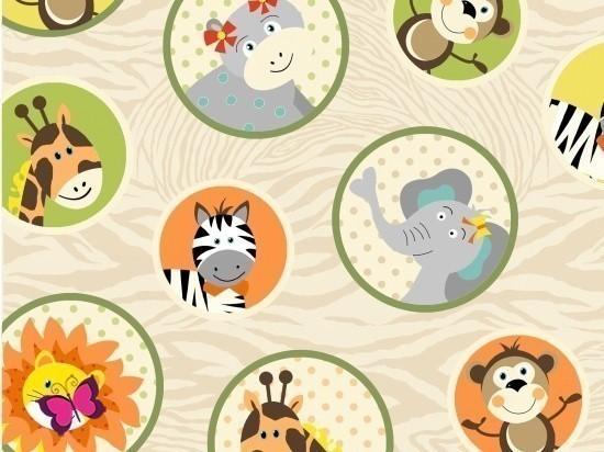 Bungle Jungle Webware Tiere