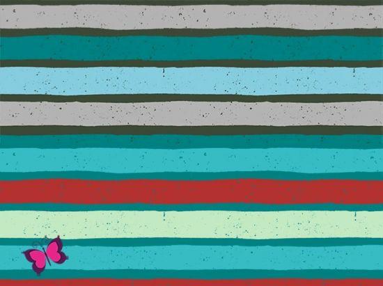 Cool Boards Kombi Jersey Streifen