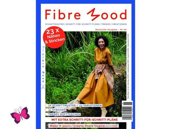 Fibre Mood Musterbuch #6