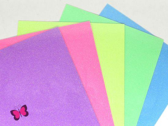 Flex Folie Glitter Funkelfolie Neon