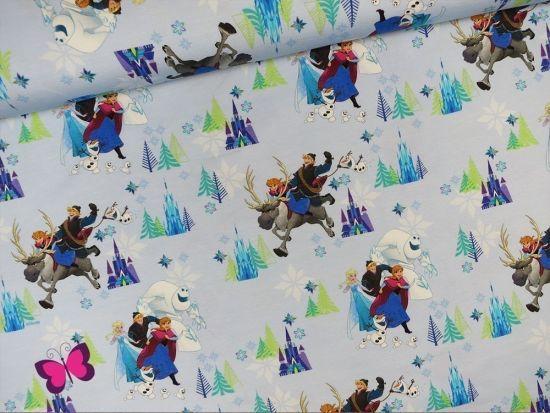 Frozen Jersey Winterwald Disney