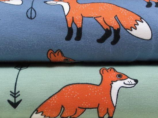 Fuchs Jersey Dreiecke Pfeile