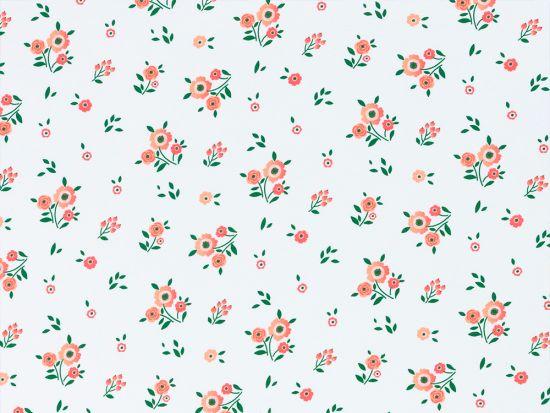 Kleine Blumen Jersey Jonne