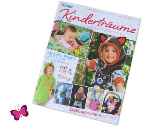 Zeitschrift Sabrina Nähen mit 30 Näh-Projekten