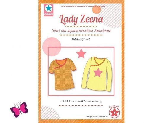 Lady Zeena Schnittmuster Shirt