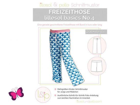 Freizeithose lillesol basics No. 4