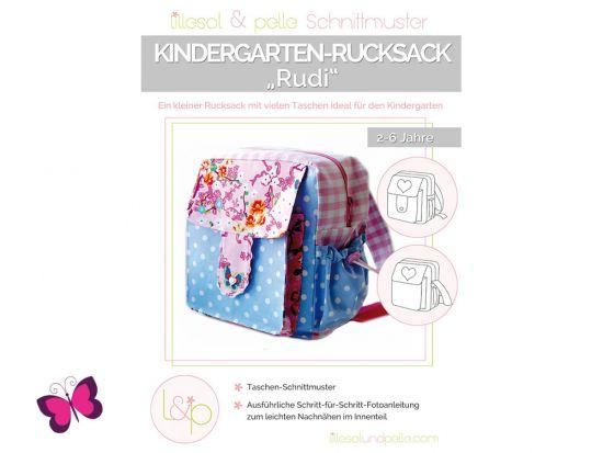 Kindergarten Rucksack Rudi