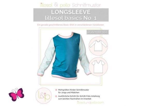 Longsleeve lillesol basics No. 1