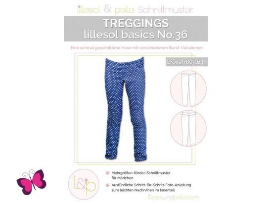 Treggings lillesol basics No. 36