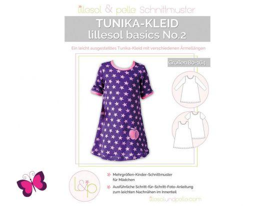 Tunika-Kleid lillesol basics No. 2