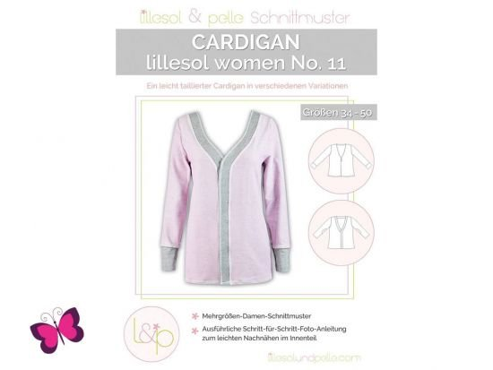 Cardigan lillesol women No. 11