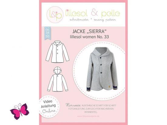 Jacke Sierra lillesol woman No. 33