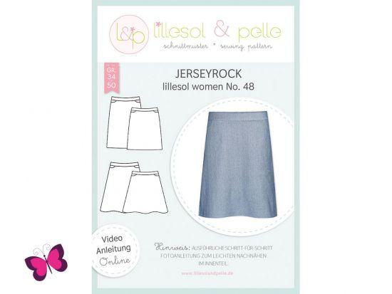 Jerseyrock lillesol woman No. 48