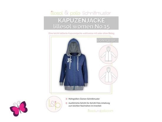 Kapuzenjacke lillesol women No. 15