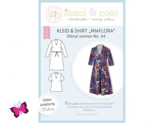 Kleid & Shirt Miaflora lillesol woman No. 44
