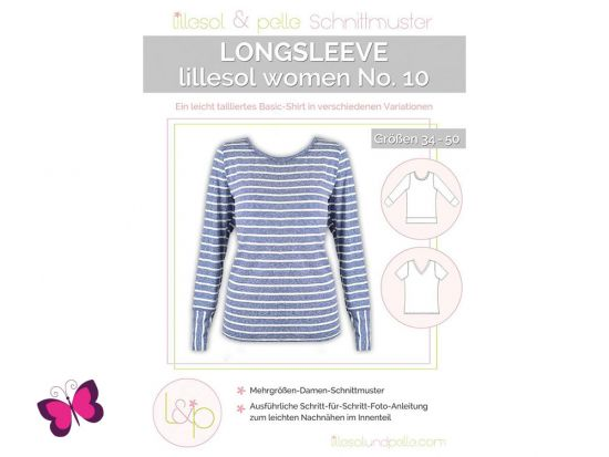 Longsleece lillesol women No. 10