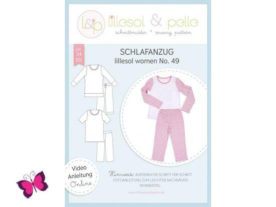 Schlafanzug lillesol woman No. 49