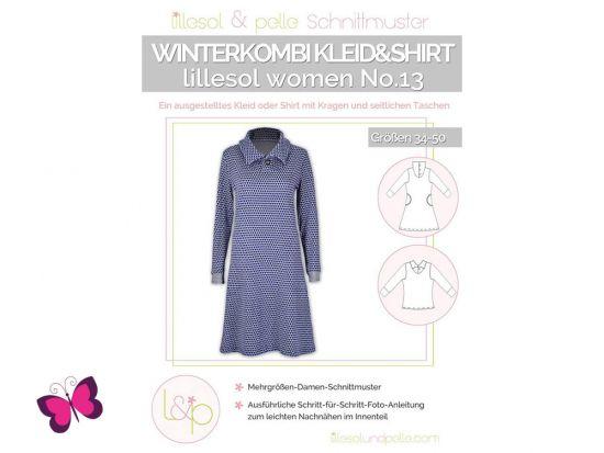 Winterkombi Kleid & Shirt lillesol women No. 13