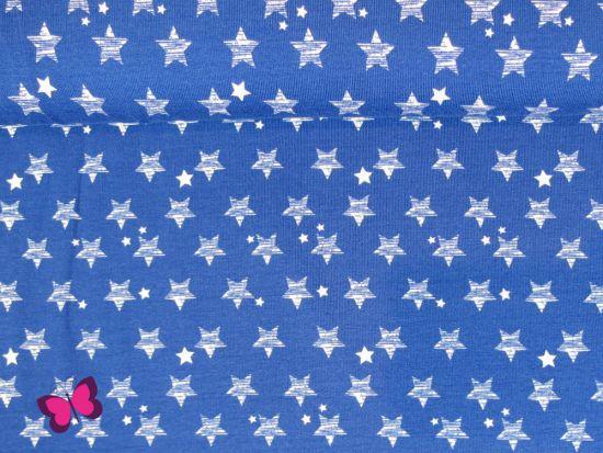 Stars Jersey blau
