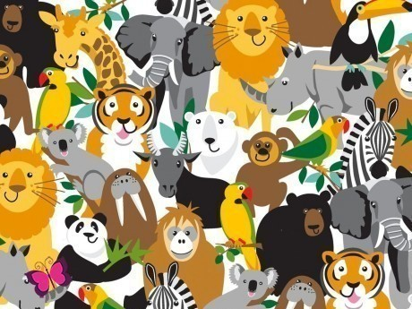 Little Explorers Webware Tiere