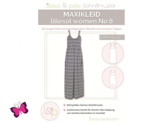 Maxikleid lillesol woman No. 8