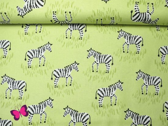 Mini Zebras Baumwolle Michel Miller