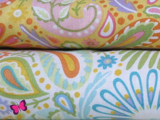 Paisley Baumwolle Happi Dena Designs
