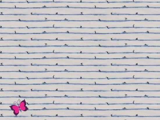 Jens Piqué Surfer jeansblau