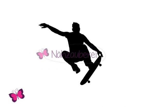 Skater Plotterdatei