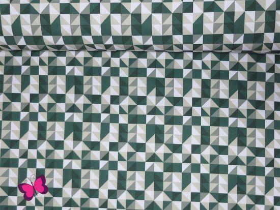 Softshell Dreiecke Grün