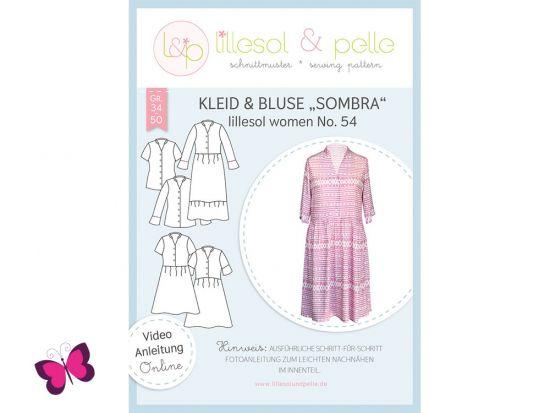 Sombra Kleid & Bluse lillesol woman No. 54
