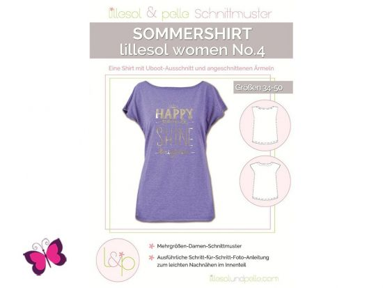 Sommershirt lillesol woman No. 4