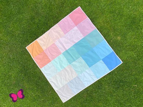 Großes Candy Stoffpaket mit 25 Farben