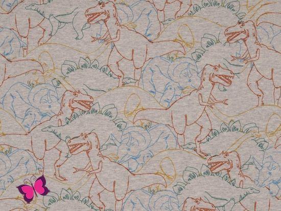 Dinosaurier Sweat Fredo Zeichnungen