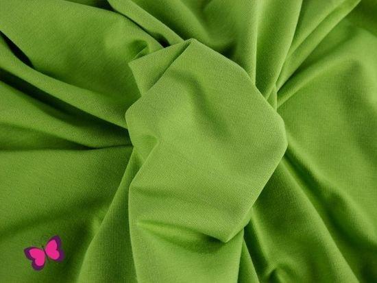 Sweat Maike Unifarben hellgrün
