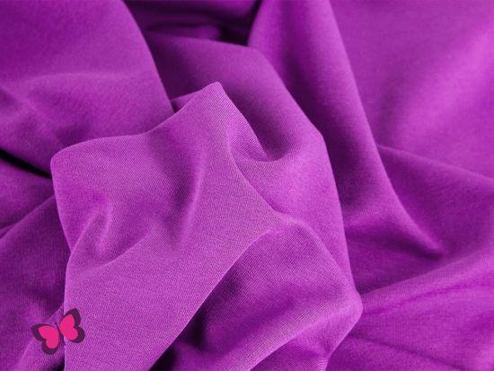 Sweat Maike Unifarben lila