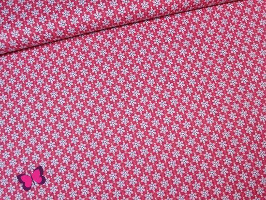 Ornamente Baumwolle Julia pink